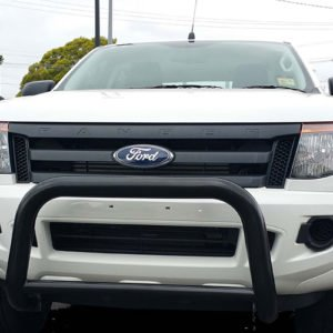 Ford-Ranger-PX-1-2012---2016-Black-steel-nudge-bar