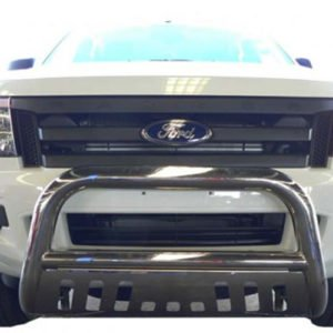 Ford-Ranger-PX-1-2012---2016-Stainless-steel-nudge-bar