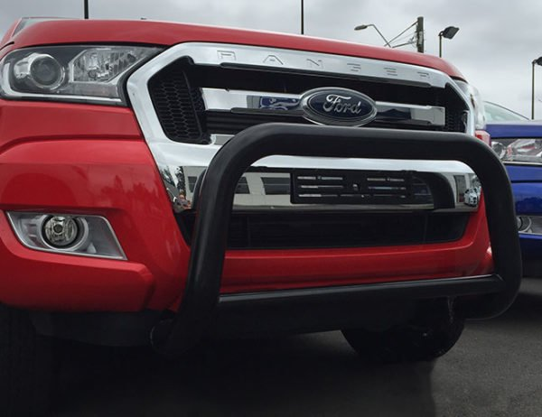 Ford-Ranger-PX-11-2016---2018-Black-steel-nudge-bar-2nd-picture1